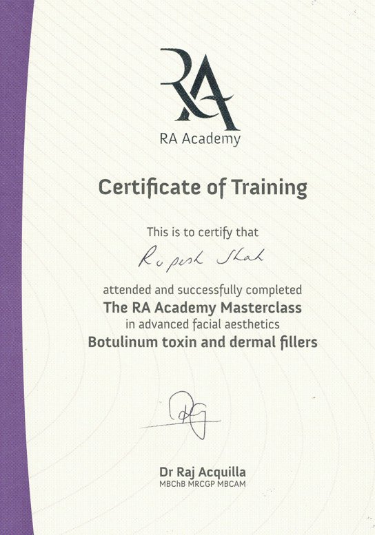 Raj Acquilla Training